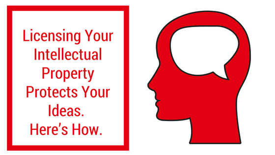 Licensing Your Intellectual Property Protects Your Ideas. Here's How.