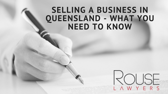 Business Lawyer Brisbane with Rouse Lawyers